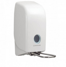 6955 Диспенсер Aquarius* для средств для мытья и дезинфекции рук, с локтевым нажимом