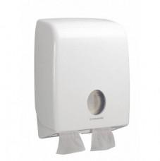 6990 Диспенсер для туалетной бумаги в пачках Aquarius* большой ёмкости