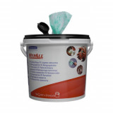 7775 Wypall® Cleaning Wipes - Plastik bucket Влажные салфетки Wypall®, пластиковое ведро