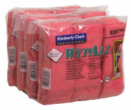 8397 Протирочные салфетки из микрофибры Wypall® Microfibre Cloth красная