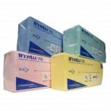 7441 Wypall® Х50 Сложенные вчетверо. Цветные салфетки для использования в зонах питания.