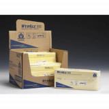 7443 Wypall® Х50 Сложеные вчетверо. Цветные салфетки для использования в зонах питания.