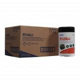 7772 Wypall® Cleaning Wipes - Plastic Tub Влажные салфетки Wypall® ,пластиковый тубус