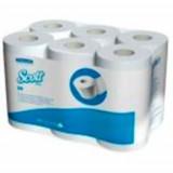8517 Scott® Performance Туалетная бумага, малые рулоны