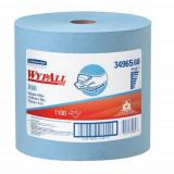 34965 Протирочный материал в рулонах WypAll X60 голубой