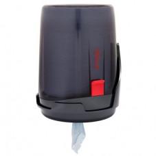 Kimberly-Clark 6221, Диспенсер Reach для протирочных материалов в рулоне с центральной подачей, черный