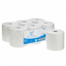 Kimberly-Clark 6622 Бумажные полотенца в рулонах Scott Control белые однослойные