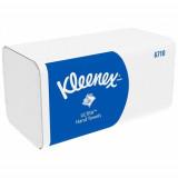 Kimberly-Clark 6710 Бумажные полотенца в пачках Kleenex Ultra белые трёхслойные