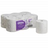 6780 Бумажные полотенца в рулонах Kleenex Ultra белые двухслойные 6 рулонов