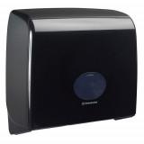 7184 Диспенсер для туалетной бумаги в больших рулонах Aquarius чёрный