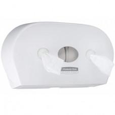 7186 Диспенсер для туалетной бумаги в рулонах с центральной подачей Aquarius Scott Control Mini Twin