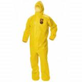 96760-96800 Kleenguard* A71 Комбинезоны для защиты от проникновения химических аэрозолей - С капюшоном