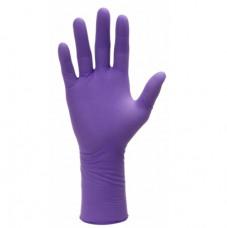 97610-97614 Нитриловые лабораторные перчатки Kimberly-Clark Kimtech Science Purple Nitrile Extra